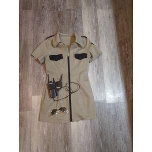Leg Avenue Cop Costume size L